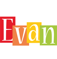 Evan colors logo