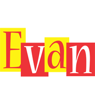 Evan errors logo