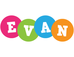 Evan friends logo