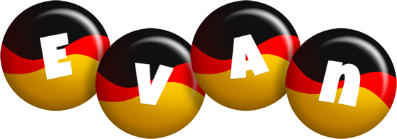 Evan german logo