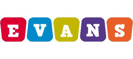 Evans kiddo logo