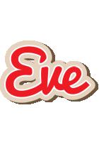 Eve chocolate logo