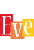 Eve colors logo