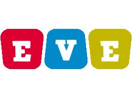 Eve daycare logo