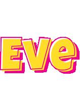 Eve kaboom logo