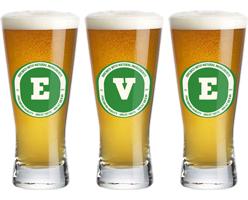 Eve lager logo
