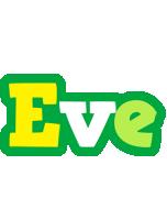 Eve soccer logo