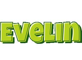 Evelin summer logo