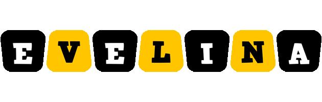 Evelina boots logo