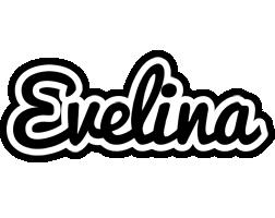 Evelina chess logo