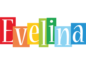 Evelina colors logo