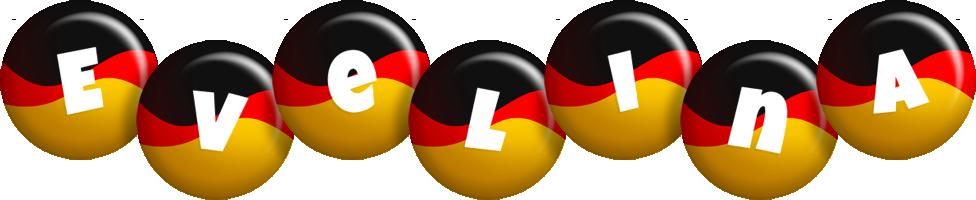 Evelina german logo