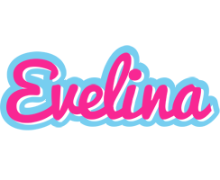 Evelina popstar logo