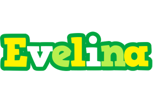 Evelina soccer logo