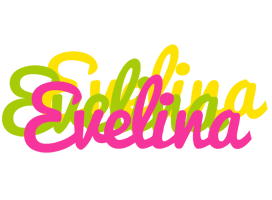 Evelina sweets logo