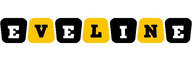 Eveline boots logo