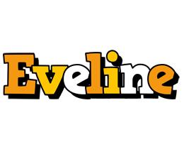 Eveline cartoon logo