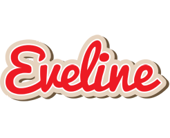Eveline chocolate logo