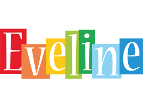 Eveline colors logo