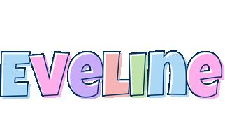 Eveline pastel logo