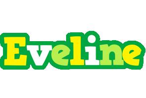 Eveline soccer logo
