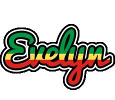 Evelyn african logo