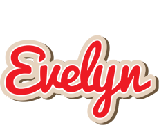 Evelyn chocolate logo