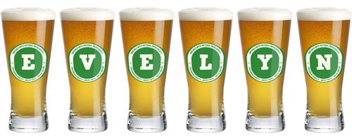 Evelyn lager logo