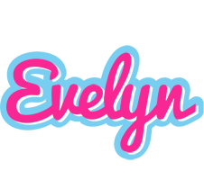 Evelyn popstar logo