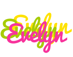 Evelyn sweets logo