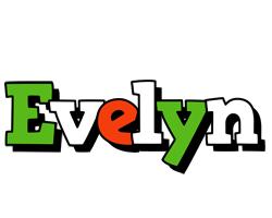 Evelyn venezia logo