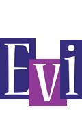 Evi autumn logo