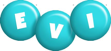 Evi candy-azur logo