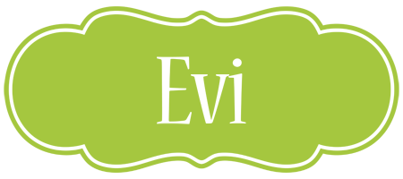 Evi family logo
