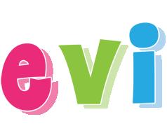 Evi friday logo