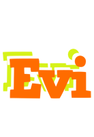Evi healthy logo