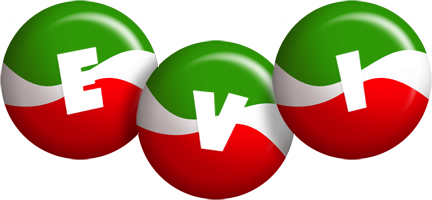 Evi italy logo
