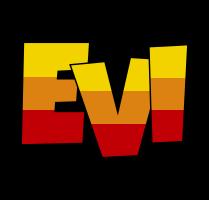 Evi jungle logo