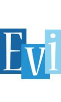 Evi winter logo