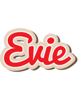 Evie chocolate logo