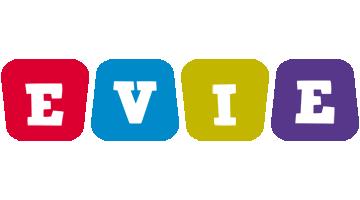 Evie daycare logo