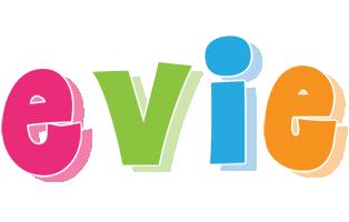 Evie friday logo