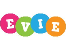 Evie friends logo