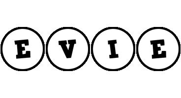 Evie handy logo
