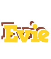 Evie hotcup logo