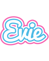 Evie outdoors logo