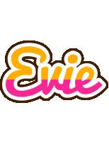 Evie smoothie logo