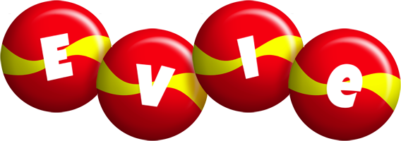 Evie spain logo
