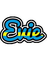 Evie sweden logo