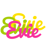 Evie sweets logo